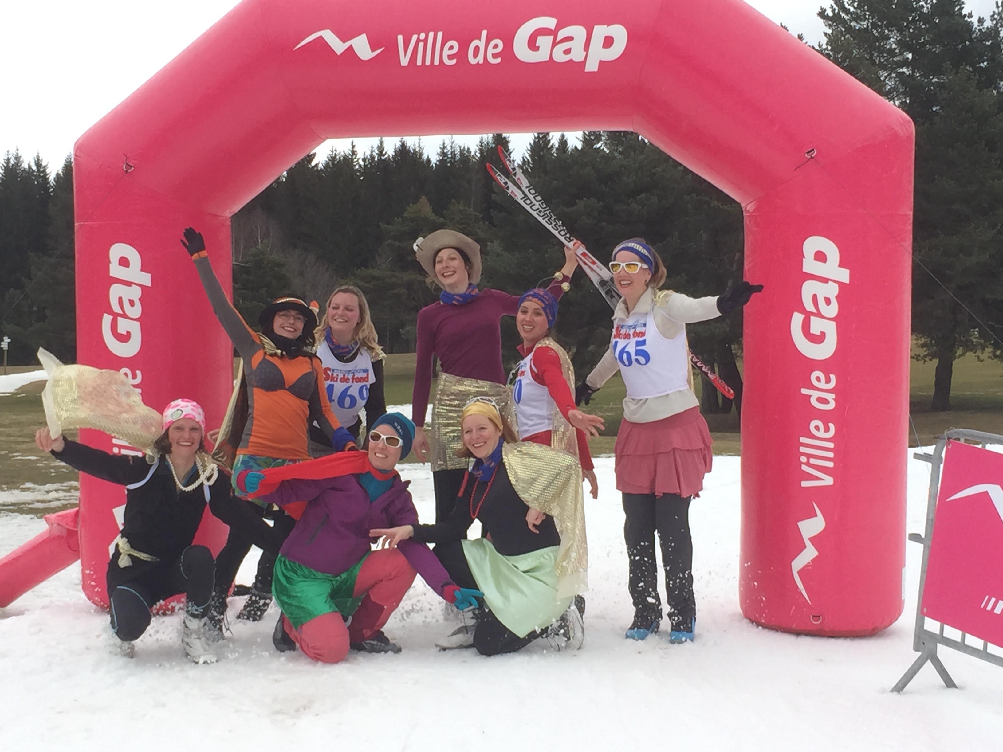 Gap Bayard au Féminin, Sport, détente, bien-être et surtout bonne humeur