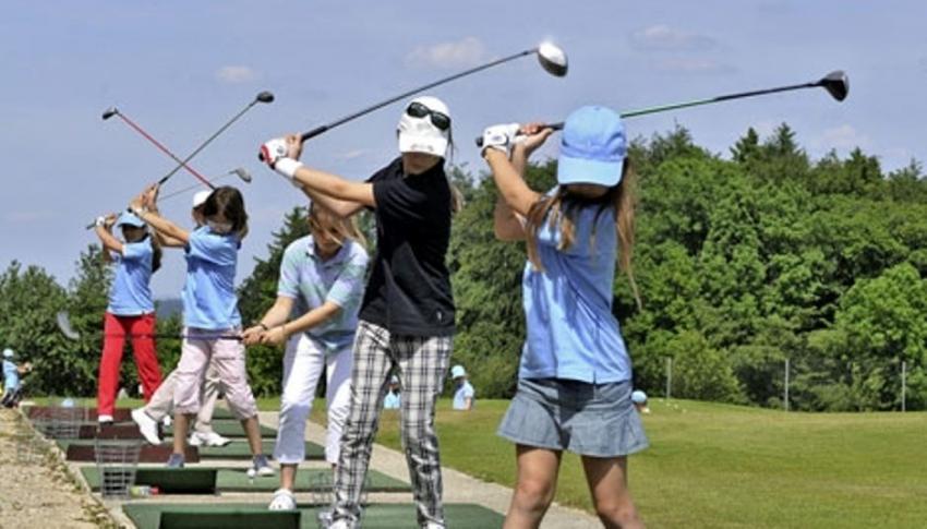 Golf et sports de plein air au programme