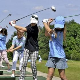 Golf et sports de plein air au programme