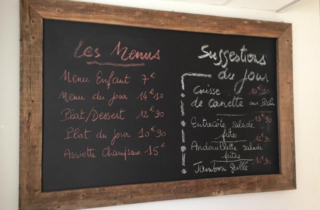 Restaurant ouvert à tous ETE & HIVER