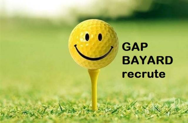 Gap Bayard recrute saisonniers